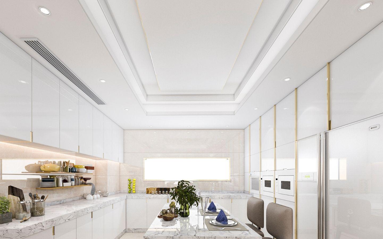 cucina contro soffitto cartongesso lb soluzioni